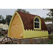 Купольные дома за 10 дней фото
