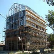 Реконструкция зданий в Костанае фото