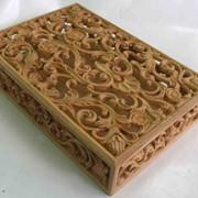 Изделия из дерева художественные