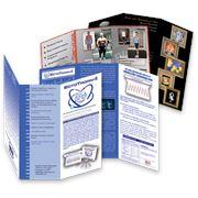 Буклеты в Алматы Изготовление буклетов в Алматы фото
