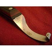 Нож копытный (односторонний). фото