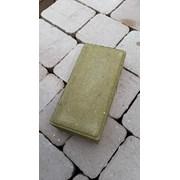 Плитка тротуарная Кирпичик гочичный цвет фото