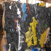 Ящики пластиковые п/п б/у фото