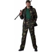 Куртка Следопыт (ткань смесовая) КМФ Лес фото