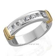 Кольца с бриллиантами W39513-1 фото