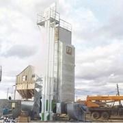 Шахтная зерносушилка RIR-10C стационарного типа  фото