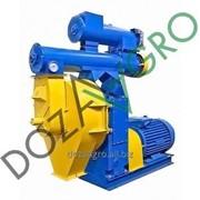 Пресс-грануляторы ДГ-6 фото