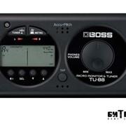 Хроматический тюнер Boss TU88 фото