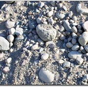 Балласт гравийно-песчаный ПГС 0-650 мм фото