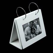 Фоторамка Сима 20фото дерево Пирамида белая фото