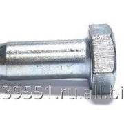 Болт DIN 933 полная резьба M8x10, А2 фото