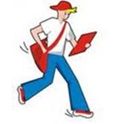 Услуги курьерской службы, услуги курьерской доставки, доставка курьером, курьерская доставка, услуги курьера фото