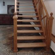 Лестница дизайн D088