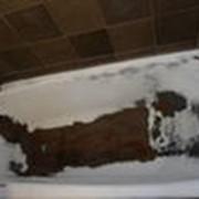 Реставрация чугунных и стальных ванн фото