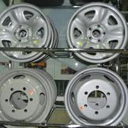 Колесные диски фото