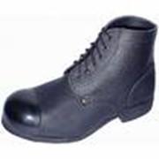 Ботинки специальные с металлическим носком фото