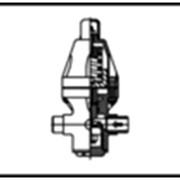 Редукционный клапан AGRU PP (полипропилен) d20-50 мм фото