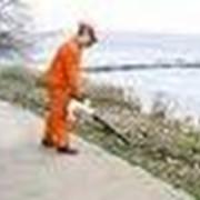 Ручная уборка территорий