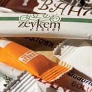 Сахар в стиках, нанесение фирменного логотипа фото