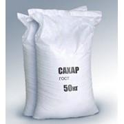 Сахар в мешках 50 кг фото