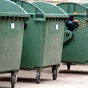 Контейнеры для сбора отходов и мусора фото