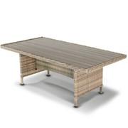 Плетеный стол Цесена-3 фото