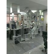 Изготовление библиотек на заказ фото