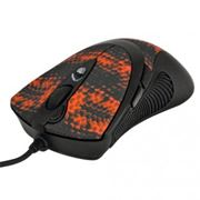 Мышь A4-Tech XL-740K USB Oscar Laser Gaming Mouse 1000Hz 6-DPI shift 3600dpi фото