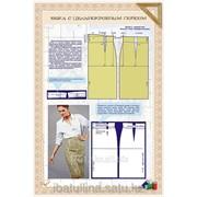 Плакат Конструирование и моделирование юбки В.19 фото