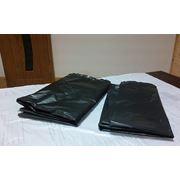 Пакеты полиэтиленовые Пакеты полиэтиленовые для мусора фото