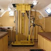 Установка статического зондирования грунтов УСЗ 15/36А, полевая лаборатория. фото