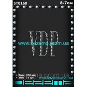 Стразы VDP (3шт. на листе) фото