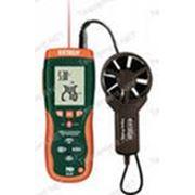 Extech HD300 - Термоанемометр + ИК термометр фото