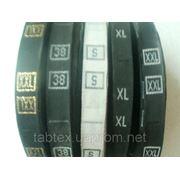 Размерник для одежды вышивной фото
