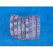 Размерник для одежды накатка фото