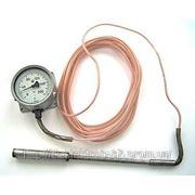 Термометр показывающий конденсационный ТКП-100-М1 фото