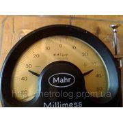 Индикатор фиксирующий стрелочный (ц. д. 1 мкм) модель 1003 Арт. 4334000 Mahr. фото