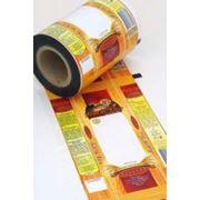 Гибкая полиэтиленовая упаковка для замороженных полуфабрикатов фото