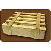 Упаковка деревянная фото