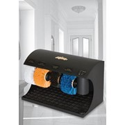 Машинка для чистки обуви Royal Lider (Black silk) фото