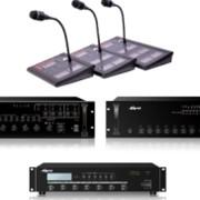 Системы музыкальной трансляции и оповещения фото