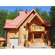 Дома деревянные проект 6 фото