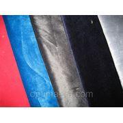 Велюр для халатов и костюмов полированый фото