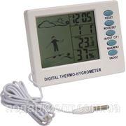 Цифровой термогигрометр Т-04 предназначен для измерения температуры окружающего воздуха фото