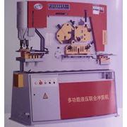 Пресс-ножницы Q35Y-20 Гидравлический штампово-режущий станок фото