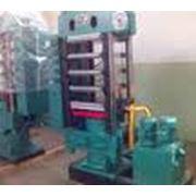 Пресс гидравлический для производства резинотехнических изделий Прессы гидравлические фото