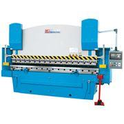 Гидравлический листогиб - AHK A 25100 Гидравлические прессы для обработки металла фото