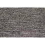 Ткань трикотаж серый французкий фото