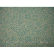 Бифлекс белый с голубым принтом фото