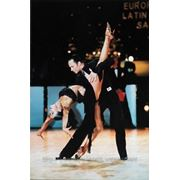 Ткани для латиноамериканских танцев фото